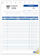large invoice - form 106T